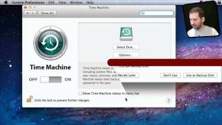 Backing Up Your Mac With Time Machine (MacMost Now 603)