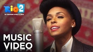 Janelle Monae - What Is Love - Music Video - Rio 2