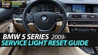 reset bmw f10 service light - मुफ्त ऑनलाइन