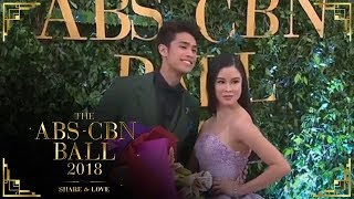 The ABS-CBN Ball 2018: Donny Pangilinan and Kisses Delavin | Red Carpet and Interview