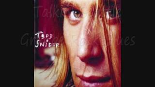 Todd Snider ~ talkin' seattle grunge rock blues.