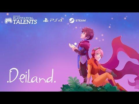 Deiland Kickstarter trailer thumbnail
