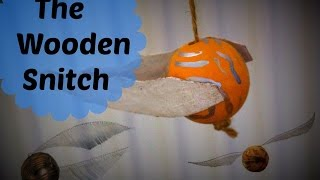 The Golden Snitch *D.I.Y Guinea Pig Toy*