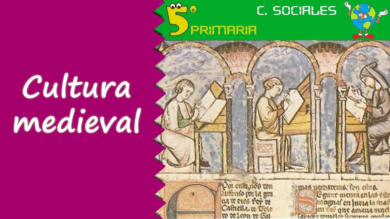 Cultura medieval en la Península Ibérica. Sociales, 5º Primaria. Tema 7