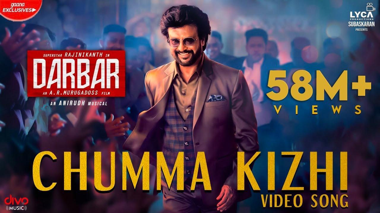 Chumma Kizhi – Darbar Movie Lyrics