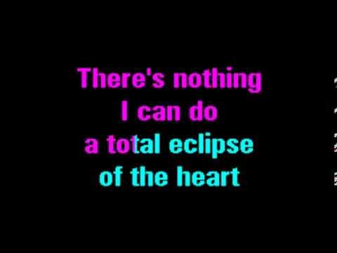 GLEE KARAOKE   TOTAL ECLIPSE OF THE HEART1]