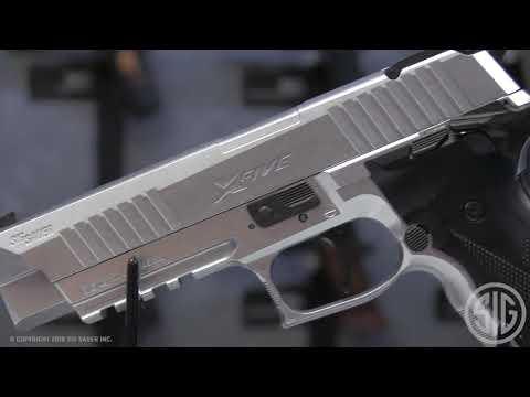 Sig Sauer X-Five Air Pistol