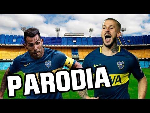 Canción Boca Campeón 2018 (Parodia Solita - Ozuna x Bad Bunny x Wisin x Almighty)