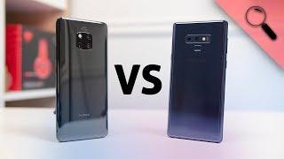 TITÁNOK HARCA! | Galaxy Note9 vs Mate 20 Pro összehasonlítás