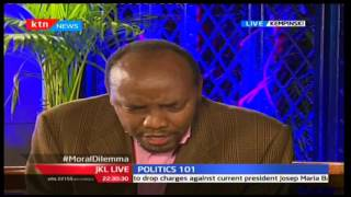 JKL: Politics 101; Uungwana Initiative CEO-Ken Njiru, 23/11/16 Part 2
