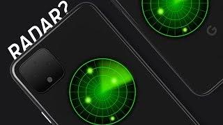The Google Pixel 4 has radar?