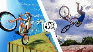 GTA 5 vs Реальная жизнь #2 | WDF 65 | Приколы в GTA 5