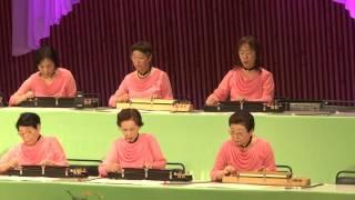 「風の盆恋歌」第10回琴伝流シニアコンサートin軽井沢 大正琴演奏