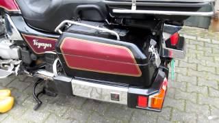 Kawasaki ZN 1300 Voyager laufend