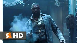 The Dark Tower (2017) - Roland vs. The Man in Black Scene (10/10) | Movieclips