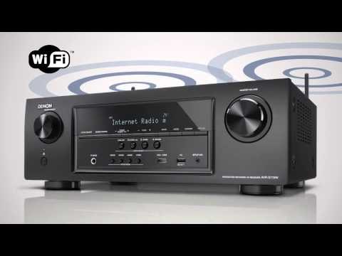Denon AVR-S710W - Flawless Meets Wireless