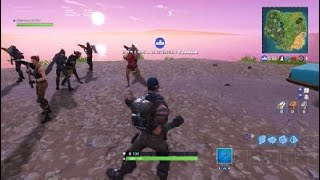 Oh mah gawd me and this person did electro shuffle at the same time in Fortnite
