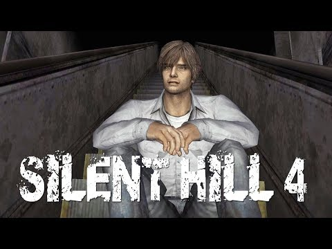 SILENT HILL 4: The ROOM #11 Точно КОНЕЦ! =-) С бессмертием, ради сюжета. (Стрим #112)