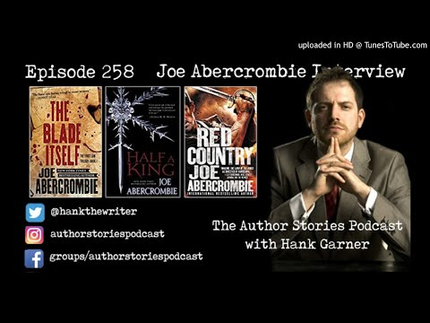 Episode 258 | Joe Abercrombie Interview