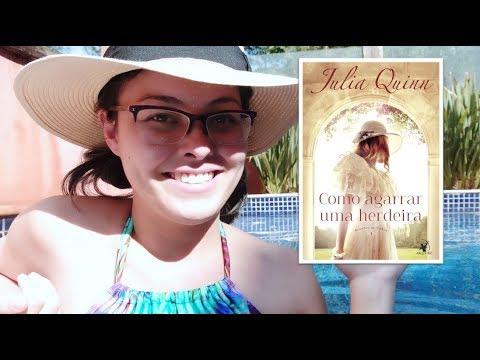 Como Agarrar uma Herdeira - Julia Quinn (Agentes da Coroa #1) | Resenha