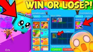 TOP 4 SCAMMERS IN BUBBLE GUM SIMULATOR IN HISTORY! 😱 GETS SCAMMED