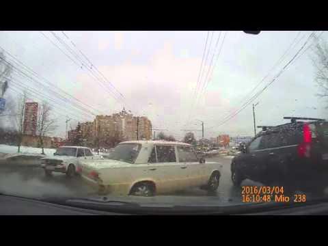 Дтп при выезде на главную дорогу