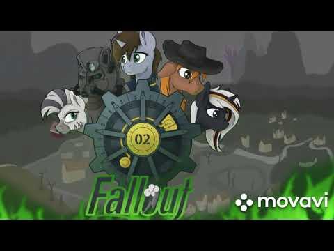 Fallout: Equestria PMV | Christ In Me - Jeremy Camp