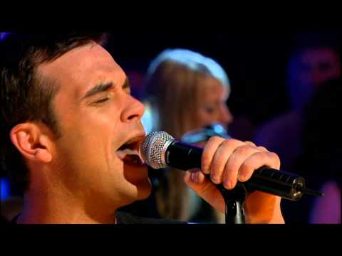 Robbie Williams - No Regrets (Live Jools 2004)