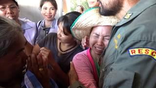 น้ำท่วมอุบล 62 | บิณฑ์ บรรลือฤทธิ์ มอบเงินให้ชาวบ้านกุดระงุม ต.บุ่งไหม จ.อุบลฯ