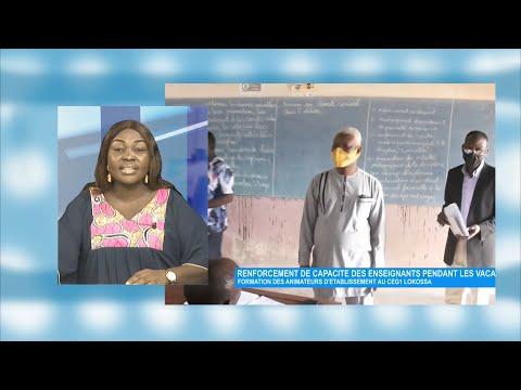 Le Journal de 20H - Eden TV – 27 Juillet 2021 par Carolle OLAYE Le Journal de 20H - Eden TV – 27 Juillet 2021 par Carolle OLAYE
