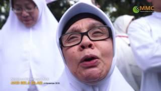 Aksi BelaQuran  Ustdzh Hj Irena Handono  TangkapAhok Penjarakan Ahok