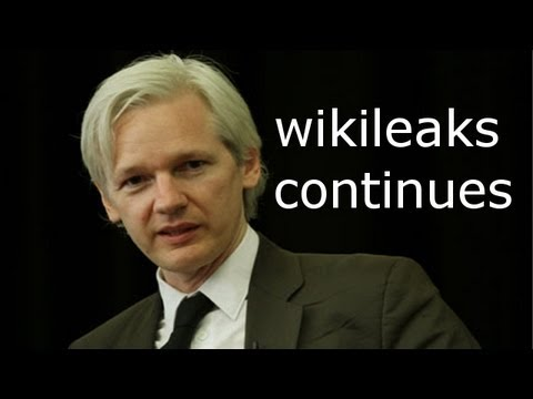 The WikiLeaks Saga: The Animated Edition