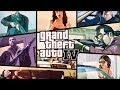 Grand Theft Auto Iv gta 4 All Cutscenes game Movie 1080