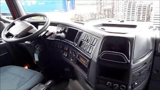 Volvo FH 420 2010r  Schowki I Ergonomia Kabiny