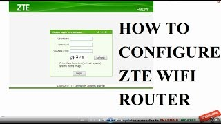 how to change hathway wifi password zte - Free video search