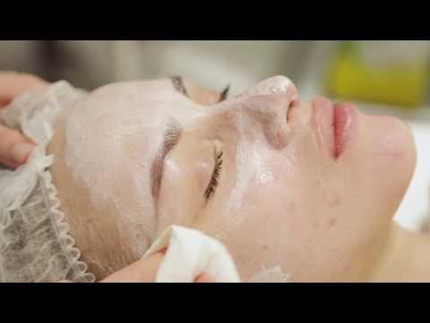 Как убрать покраснение с лица после маски