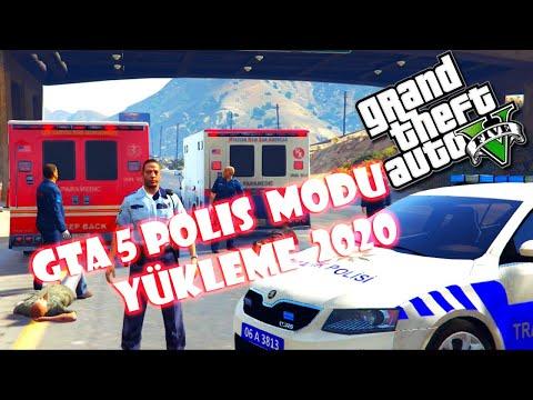GTA 5 LSPDFR POLİS MODU NASIL YÜKLENİR? 2020