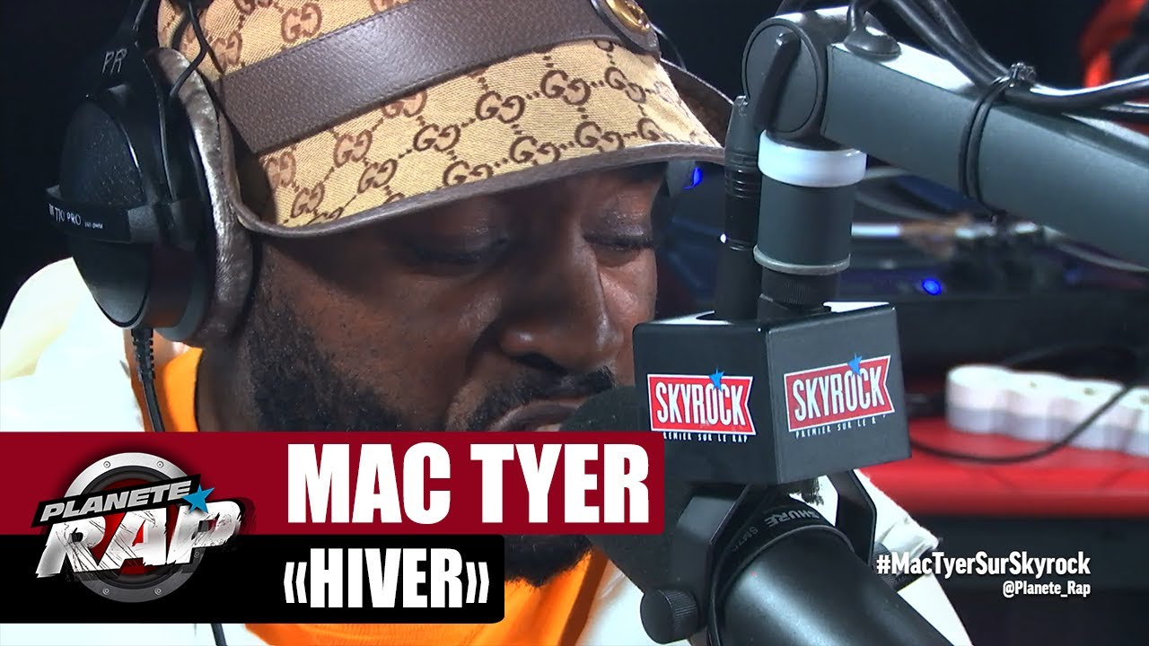 """Mac Tyer """"Hiver"""" #PlanèteRap"""