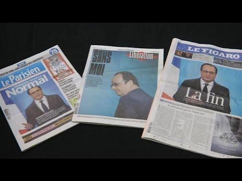 Γαλλία: Ξεκίνησαν τα σενάρια για την μετά Ολάντ εποχή