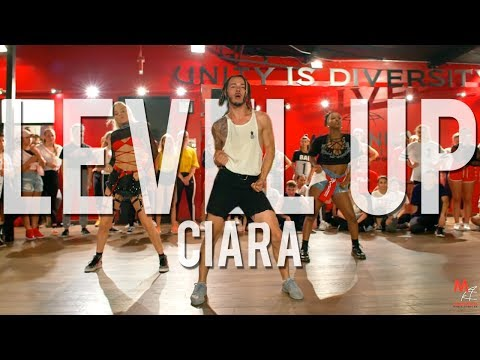 Ciara - Level Up | Hamilton Evans Choreography