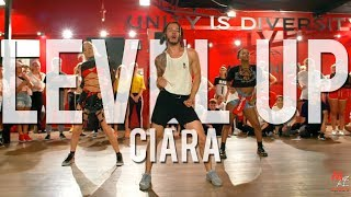 Ciara   Level Up | Hamilton Evans Choreography