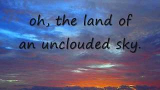 Uncloudy Day (Willie Nelson) w/ lyrics