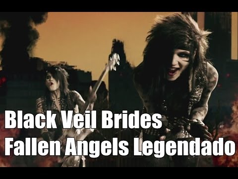 Download Black Veil Brides Fallen Angels (vídeo) Legendado HD Mp4 3GP Video and MP3