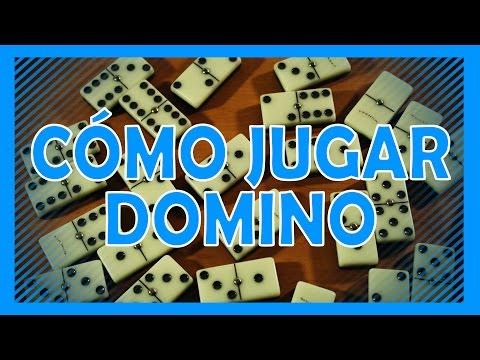 Cómo jugar dominó