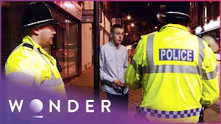 Drunken Man Restrained By Police After Fight | Criminal Caught On Camera S1 EP5
