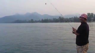 Самостоятельная рыбалка на ко чанге
