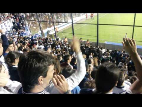 """""""Te saluda la banda de fierro"""" Barra: La Banda de Fierro 22 • Club: Gimnasia y Esgrima"""