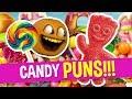 Annoying Orange Candy Puns von Annoyi