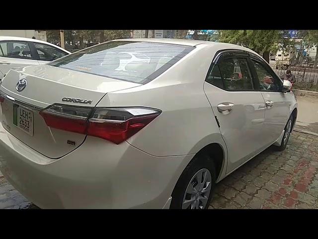 Toyota Corolla GLi Automatic 1.3 VVTi 2019 for Sale in Lahore