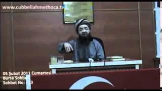 Bursa Sohbetleri 5 Şubat 2011